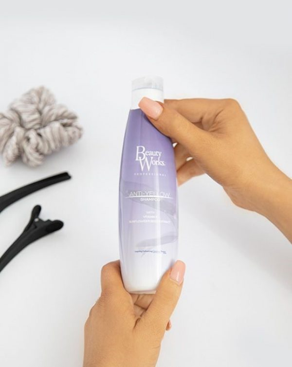 BeautyWorks Anti Yellow Shampoo 200ml