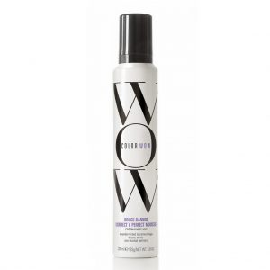 Colorwow BRASS BANNED MOUSSE For Blonde Hair 200ml