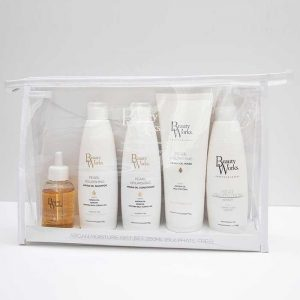 Argan moisture repair gift set